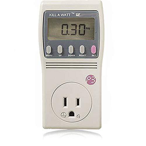 Kill A Watt EZ Electricity Usage Monitor /(P4460) by P3 International Image