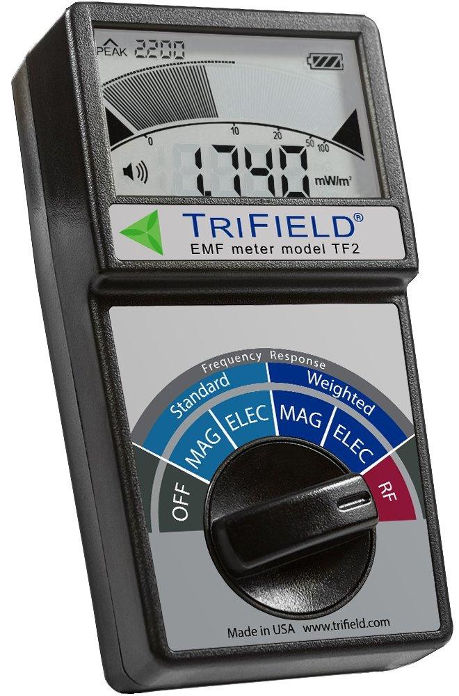 TriField EMF Meter Model TF2 Image