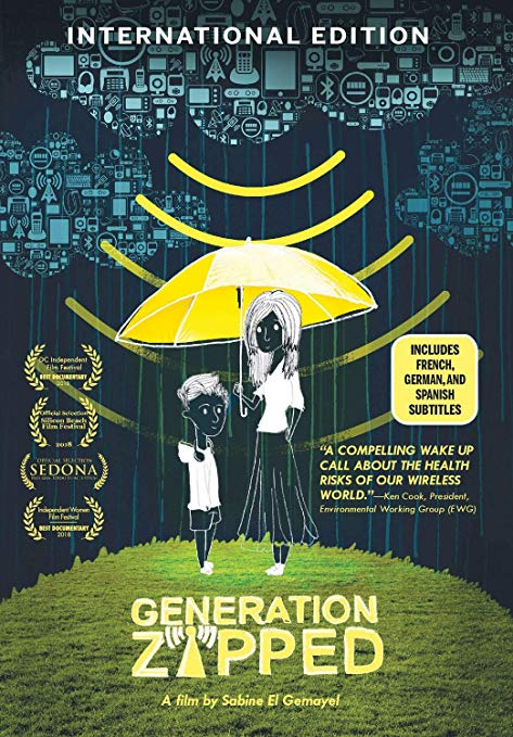 Generation Zapped (DVD) Image