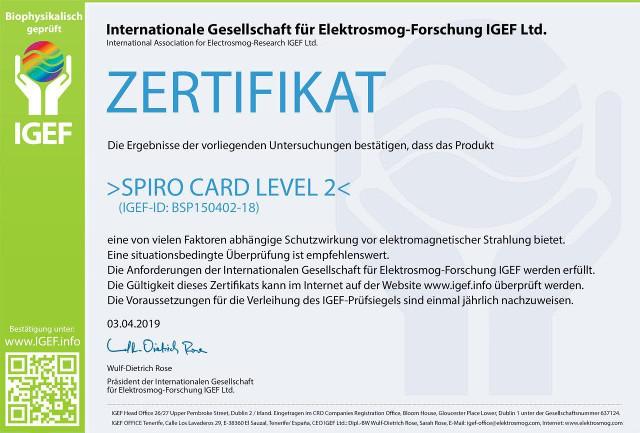 certificate l2 6