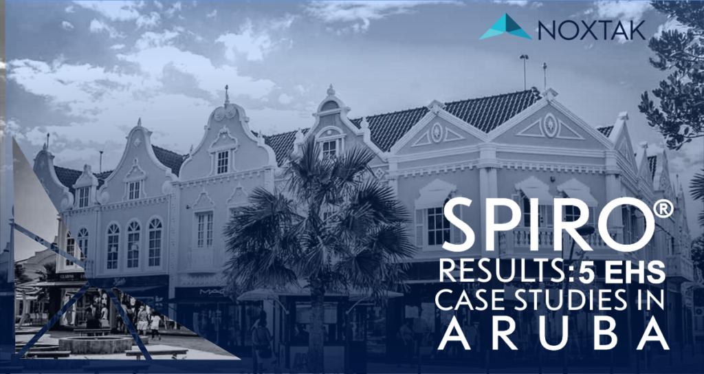EHS cases Aruba