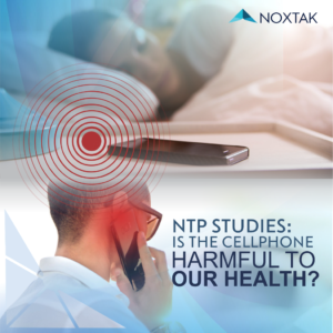 NTP studies cellphone