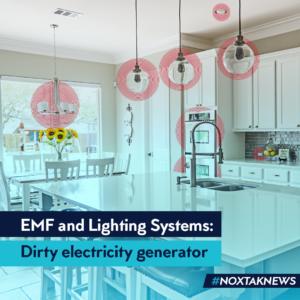 lighting systems emf